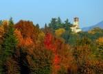 Foliage a Costabissara (foto Maurizio Romio)